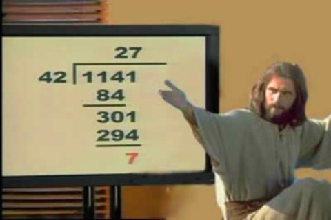Jesusdivision